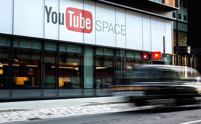 Google khai trương không gian cực xịn dành riêng cho các YouTuber