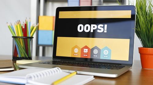 5 lỗi doanh nghiệp nhỏ hay mắc phải khi kinh doanh trực tuyến