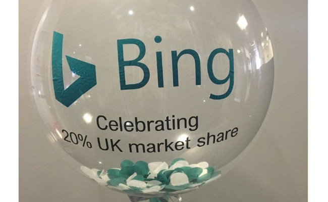 Chậm mà chắc, Bing đang tăng trưởng nhanh hơn cả Google