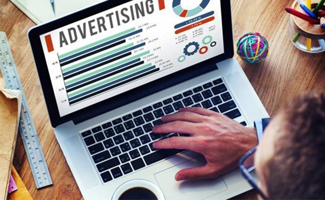 Quảng cáo trực tuyến áp đảo quảng cáo truyền hình