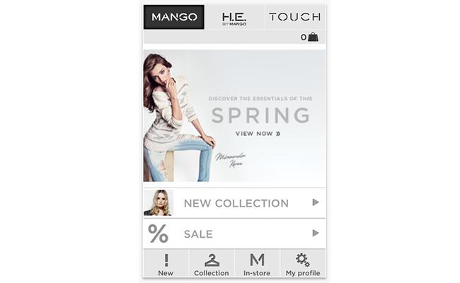 Chiến dịch mobile marketing độc đáo của Mango, Timberland và Reebok