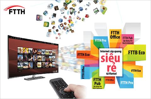 Truyền hình trên Internet: Cơ hội và thách thức
