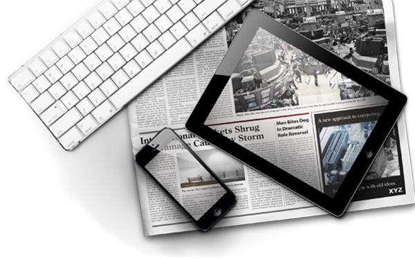Quảng cáo trên các loại báo giấy, tạp chí