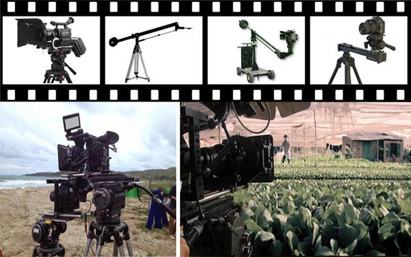 Sản xuất các chương trình truyền hình, quảng cáo thương mại,...