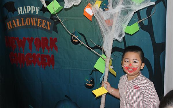 Sự kiện Halloween